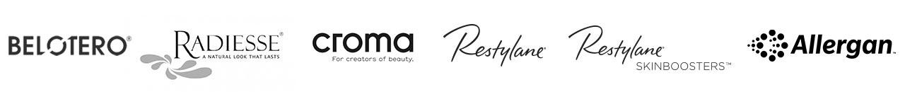 Qualitätsprodukte Logos Ästhetik Filler Wiesbaden